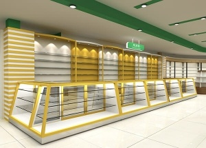 pharmacy shop design