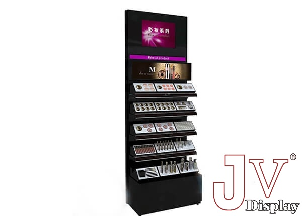 makeup display stand
